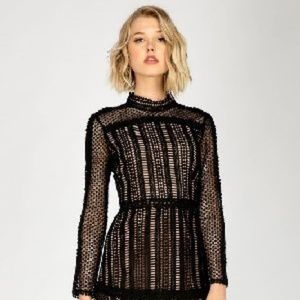Naia Lace Dress